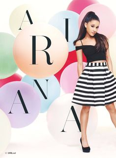 "Ariana Grande Today on Twitter: ""HQ SCANS: Ariana Grande's Lipsy ..."