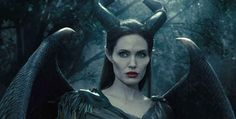 Angelina Jolie as Maleificent