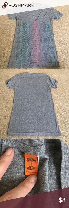 OAKLANDISH tee Well loved OAKLANDISH tee. American apparel XS, does run small. Tops Tees - Short Sleeve