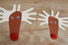 24 Christmas Crafts for Kids » Random Tuesdays