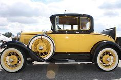 Title  1931 Ford Model A   Artist  John Telfer   Medium  Photograph