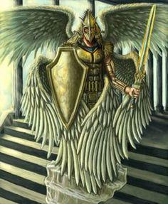 """SERAFIN ANGEL GUERRERO DE DIOS JEHOVA - [b]Isaías tuvo de un serafín: """"Primero vi al Señor sentado en un trono. Levanté la vista y vi un serafín de pie detrás de él. Tenía seis alas: con dos de ellas cubría su rostro, con otras dos cubría sus pies, y con las otras dos surcaba el cielo"""". [/b] - Fotolog"""