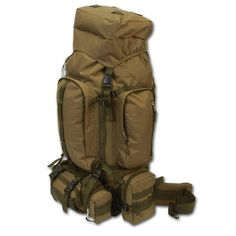 ExtremePak Water-Resistant, Heavy-Duty Mountaineer's Backpack, 89.99, cheapbuynsave.com