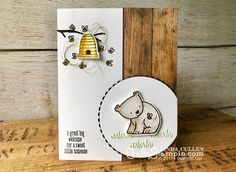 Coffee & Crafts Class: A Little Wild  | Stampin Up Demonstrator Linda Cullen | Crafty Stampin' | Purchase your Stampin' Up Supplies | A Little Wild Stamp Set | Little Ones Framelits  | Wood Textures Designer Series Paper