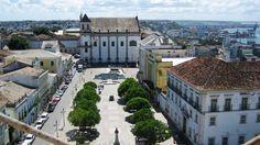 Salvador - Praça da Sé - Leider seitenverkehrt!