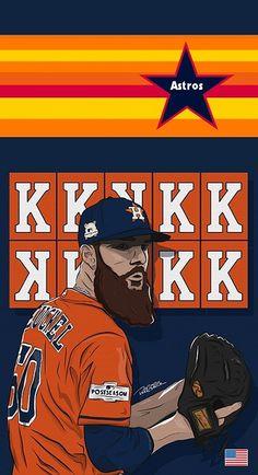Dallas Keuchel, Houston Astros, Comic Books, Baseball, Comics, Movie Posters, Film Poster, Cartoons, Cartoons