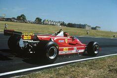 Gilles Villeneuve, Ferrari 312T5 Argentine Grand Prix 1980