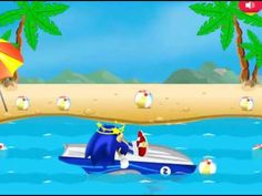 Super Sonic Ski Game. Play game at http://www.y7games.info/super-sonic-ski.html. Enjoy your Skiing Ride with Super Sonic into the water.Glide through the water and collect rings to score points.Watch out your speed around obstacles. Have fun!