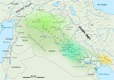Mesopotâmia – Wikipédia, a enciclopédia livre