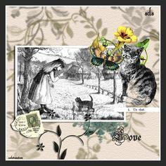 Original Collage Art - Digital sds