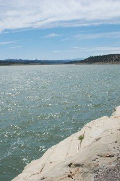 Nestled in the foothills of southern Colorado is Trinidad Lake State Park.