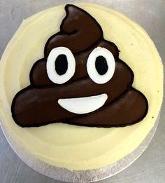 Poop Emoji Cake                                                                                                                                                                                 More