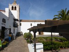 Betancuria - Die alte Hauptstadt Fuerteventuras