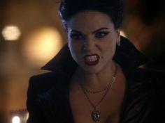 """One pissed off Evil Queen! 306 """"Ariel"""" Lana Parrilla"""
