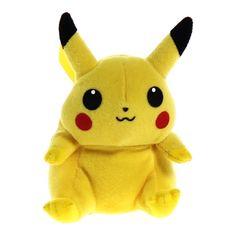 Beanie Baby Plush Pikachu $7
