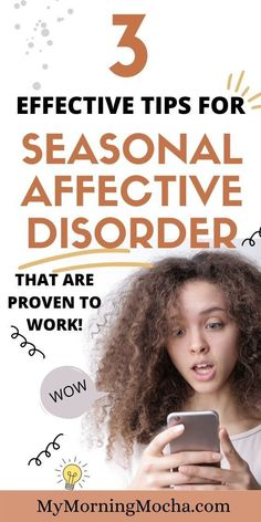 Find out what seasonal affective disorder (SAD) is and learn 3 effective ways to stop feeling 'SAD' this winter. The ultimate guide... Feeling Sleepy All Day, Feeling Depressed, Feeling Sad, How Are You Feeling, Institute Of Mental Health, Mental Health Matters, Mental Health Awareness, Social Anxiety Symptoms, Health Tips