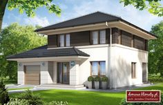 Home Fashion, My Dream, Garage Doors, House Design, Mansions, House Styles, Outdoor Decor, Home Decor, Houses