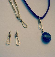 The holder of the pendant by hand. - Fair Masters - handmade, handmade