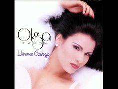 Olga Tañón - Llévame Contigo - YouTube