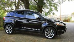 Ford Kuga...mine now!