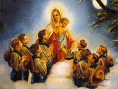 "Scouts - Our Lady of the Scouts  -  ""Healthy spiritual and moral values make for happier kids & and a greater nation."""