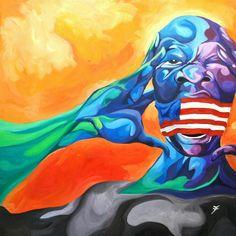 """Freedom of Speech"" by Jason [JaFleu] Fleurant"