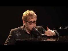 Elton John - Your Song (Million Dollar Piano)