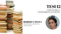 Comunicazione e sostenibilità: tesi 12