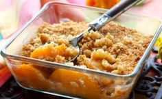 How to Pick the Best Peach for These Tasty Recipes