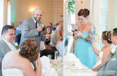 Wedding at the Hotel Northampton :: Best man and Maid of Honor Speeches ::  Michelle Girard Photography
