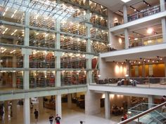 Ohio State University Campus Library  #BIGArchitects Pinned by www.modlar.com