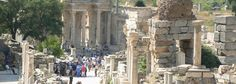 All tours can depart from Kusadasi, Izmir or Istanbul. See the list of available Private Tours to visit Ephesus with a private tour guide and vehicle. Kusadasi, Ephesus, Shore Excursions, Tour Guide, Istanbul, Tours, Street, City, Places