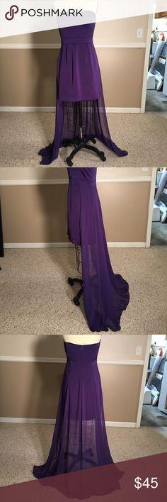 I just added this listing on Poshmark: BCBG Generation Purple Dress. #shopmycloset #poshmark #fashion #shopping #style #forsale #BCBGeneration #Dresses & Skirts