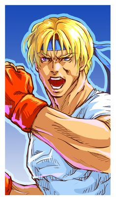 Axel Stone, Streets of Rage 3 / Bare Knuckle 3 artwork by Kamio Mutsu. Rage Art, Bare Knuckle, Gamers Anime, Beat Em Up, Stone Street, Video Game Art, Video Games, Were All Mad Here, Game Art