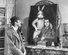 James Stewart/Harvey the Pooka