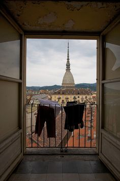 window to turin by gsgeorge, via Flickr