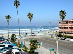 Ocean Beach San Go Hotel California City