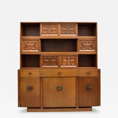 Frank Kyle   Cabinet With Sliding Doors Offered By ADN Galeria On InCollect