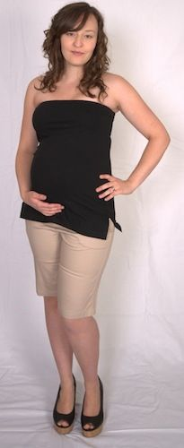 Hipster Maternity Shorts -The perfect pregnancy clothing online for a stylish maternity wear wardrobe