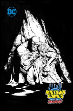 Dark Knight III The Master Race #8 Midtown Exclusive Greg Capullo Sketch Variant Cover