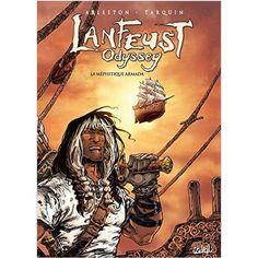 BD Lanfeust Odyssey Ep 07