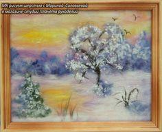 МК Зимние краски природы дек 13   12 фотографий