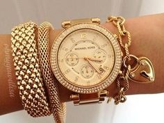 MK stacking ♥✤ | Keep the Glamour | BeStayBeautiful