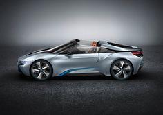 BMW i8 Spider  http://x-stream.de