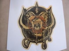 popsike.com - MOTORHEAD KILLED BY DEATH SHAPED VINYL RECORD ...