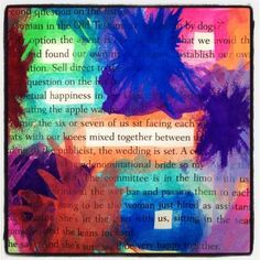 Complementary Colors: Make Blackout Poetry, Blackout Poetry, Poetry