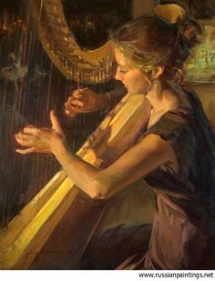 'Whispers of Heaven'  Daniel F. Gerhartz