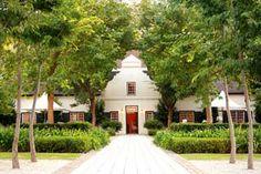 Grande Provence Estate, Franschoek, South Africa