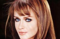 Alexis Bledel, ¿la Anastasia Steele de carne y hueso?