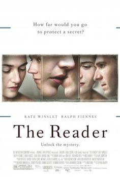 The Reader movie theatrical poster